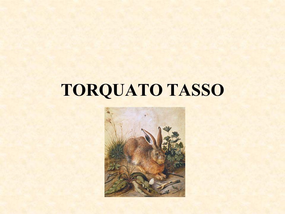 Il Gierusalemme (1559-61) Nel 59 seguì il padre a Venezia lì, per suggestione dellambiente della città, impegnata nel conflitto contro i Turchi, a soli 15 anni iniziò un poema epico sulla prima crociata, il Gierusalemme, lasciandolo interrotto.