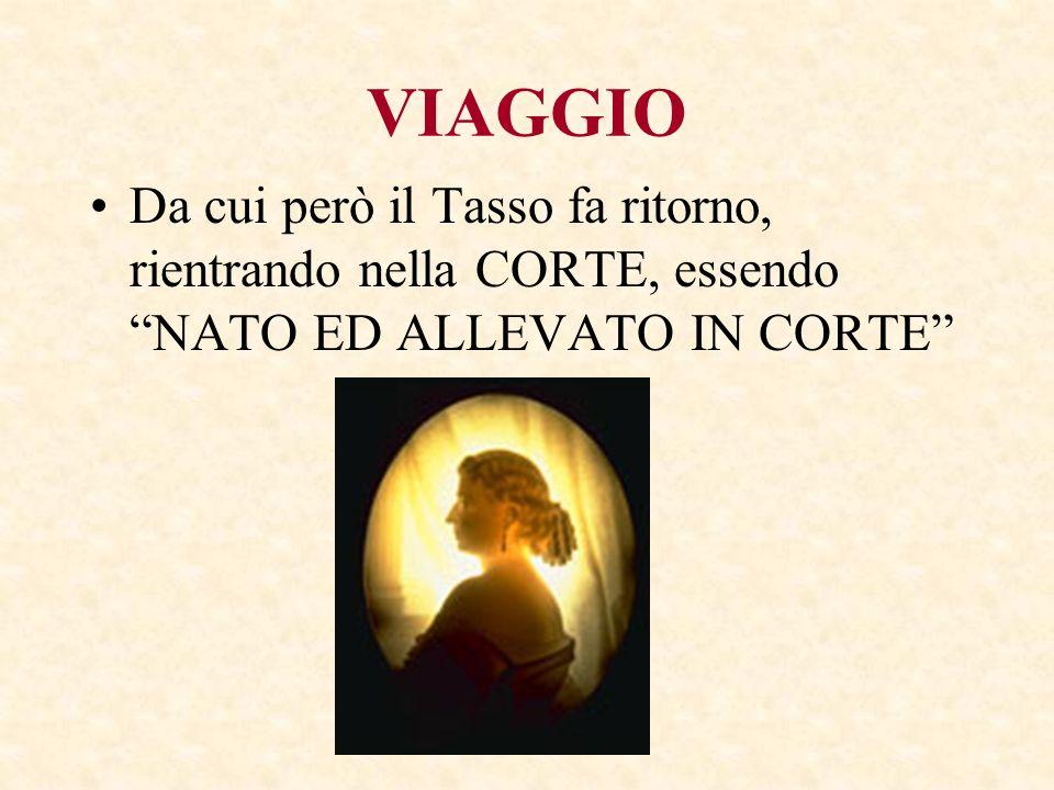 Nel 1565 fu assunto al servizio del cardinale Luigi dEste, e si trasferì a Ferrara.