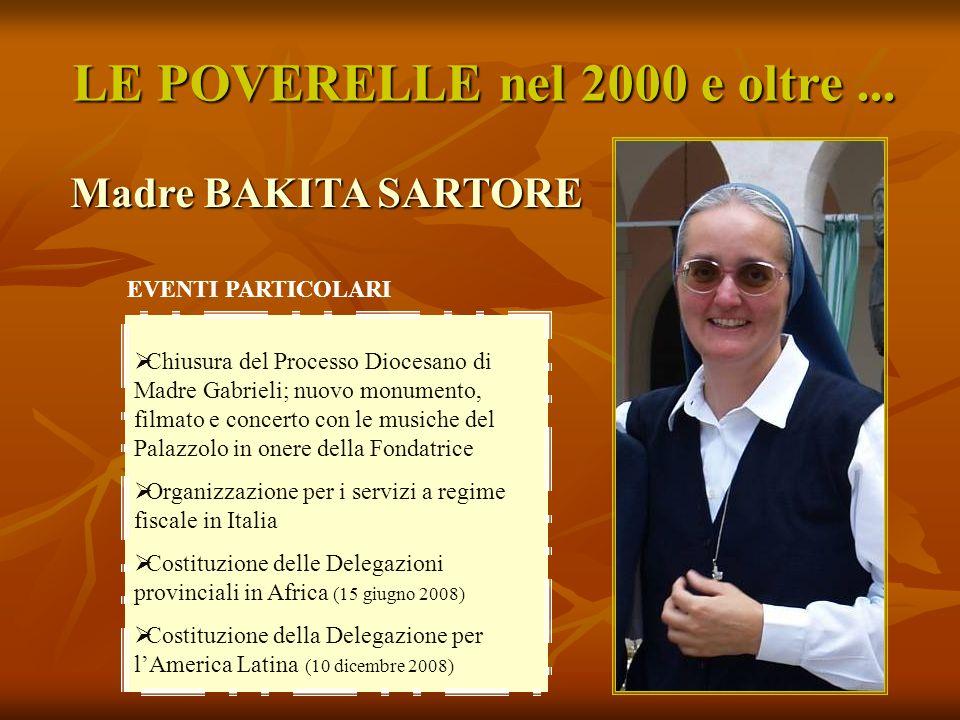 Chiusura del Processo Diocesano di Madre Gabrieli; nuovo monumento, filmato e concerto con le musiche del Palazzolo in onere della Fondatrice Organizz