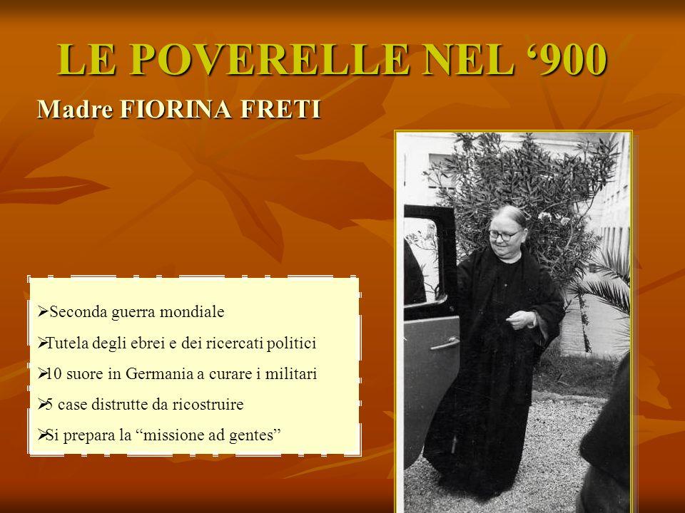 Nasce nel 1949 È Madre generale dal 2007 al ….