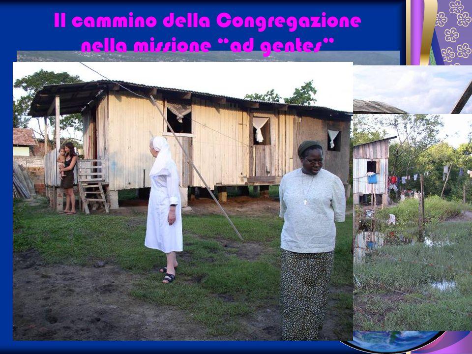 Il cammino della Congregazione nella missione ad gentes CURITIBA - 1998