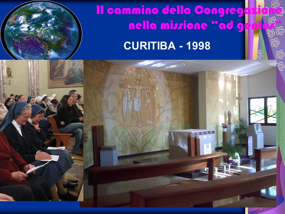 Il cammino della Congregazione nella missione ad gentes 2005: le Poverelle approdano in PERU