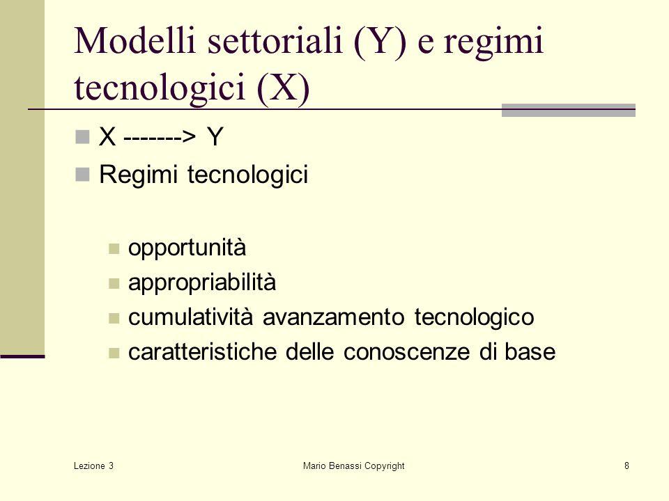 Lezione 3 Mario Benassi Copyright9
