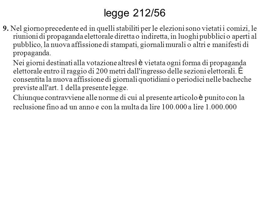 legge 212/56 9.