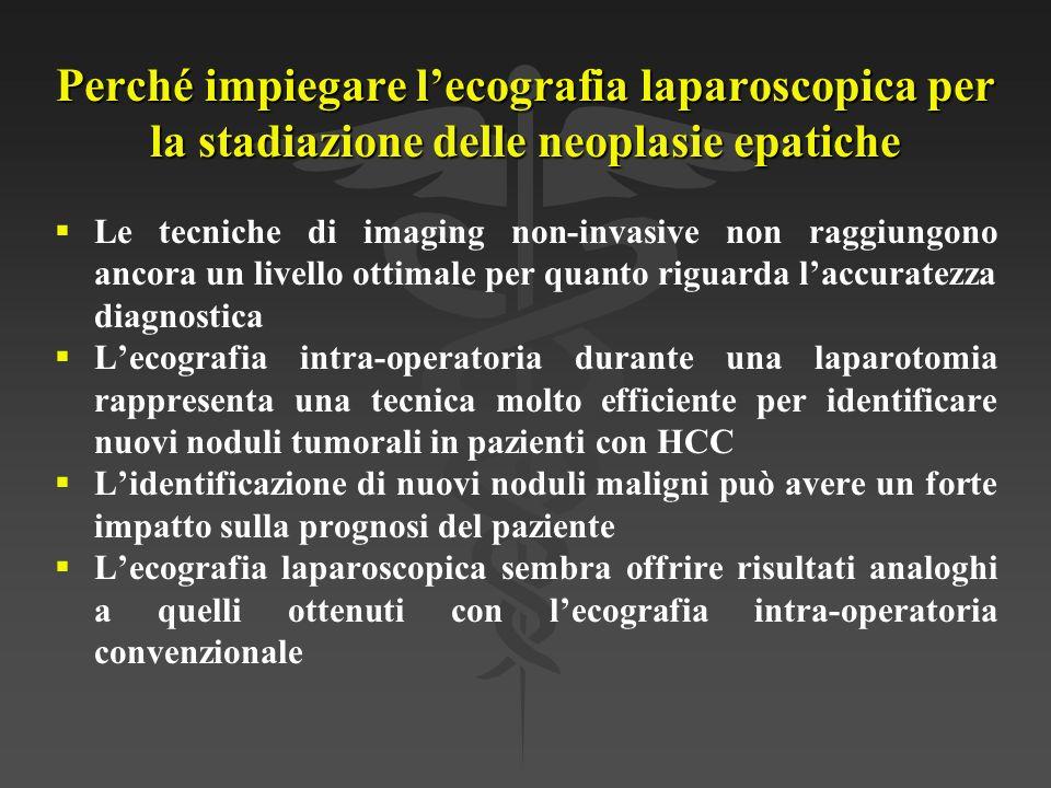 Lecografia laparoscopica nella stadiazione dei tumori epatici AutoreAnno n.