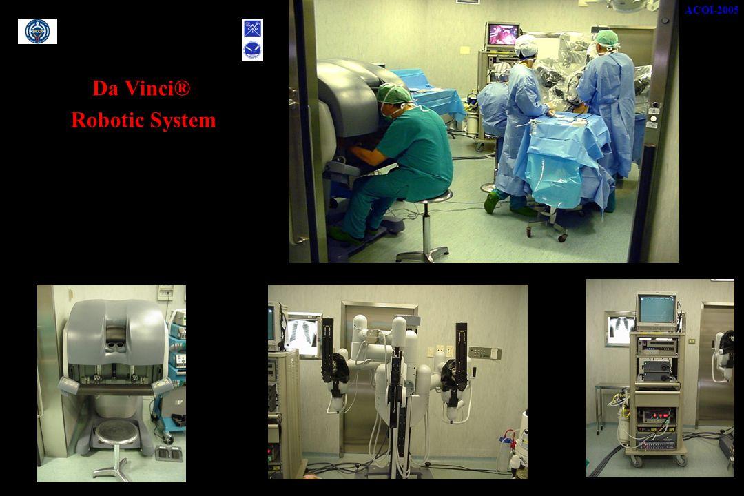 Da Vinci® Robotic System ACOI-2005