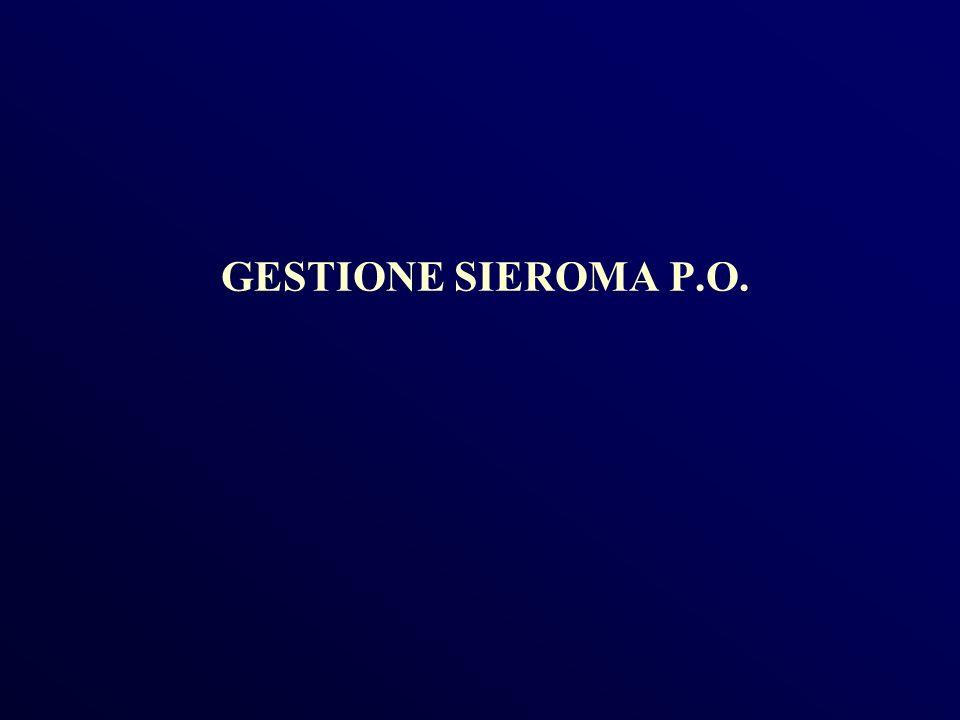 GESTIONE SIEROMA P.O.