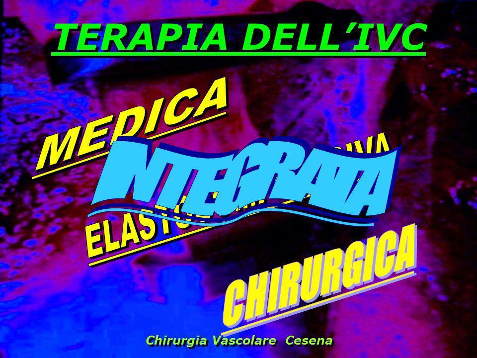 TERAPIA DELLIVC Chirurgia Vascolare Cesena