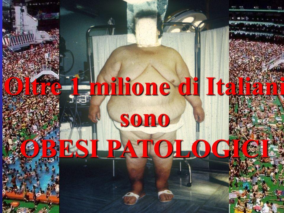 Oltre 1 milione di Italiani hanno un rischio di diabete: RAP 61 %
