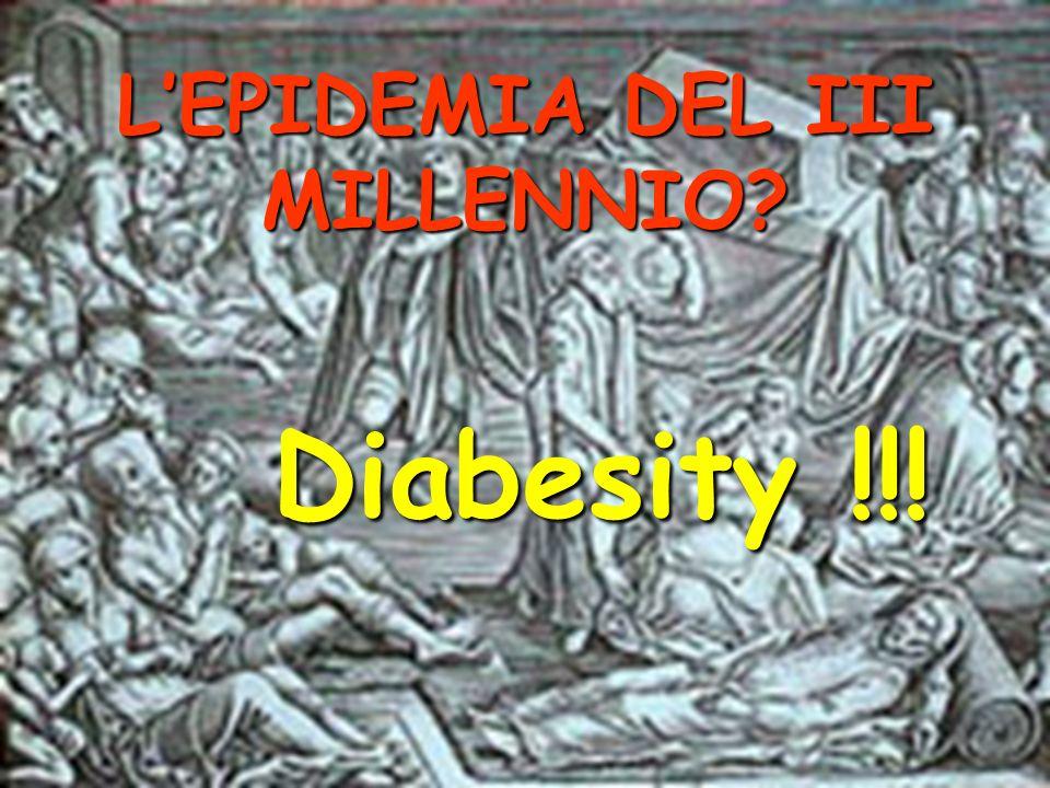Oltre 1 milione di Italiani sono OBESI PATOLOGICI