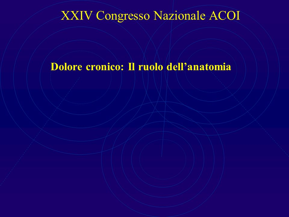 EHS Italian Chapter 2005 Nervi interessati nella chirurgia erniaria