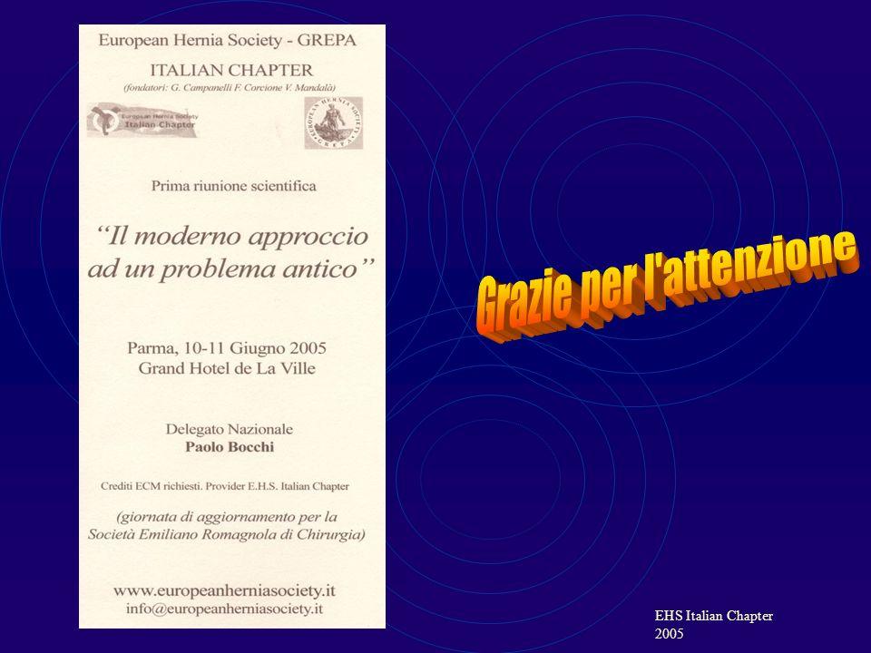 EHS Italian Chapter 2005