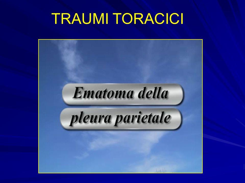 TRAUMI TORACICI