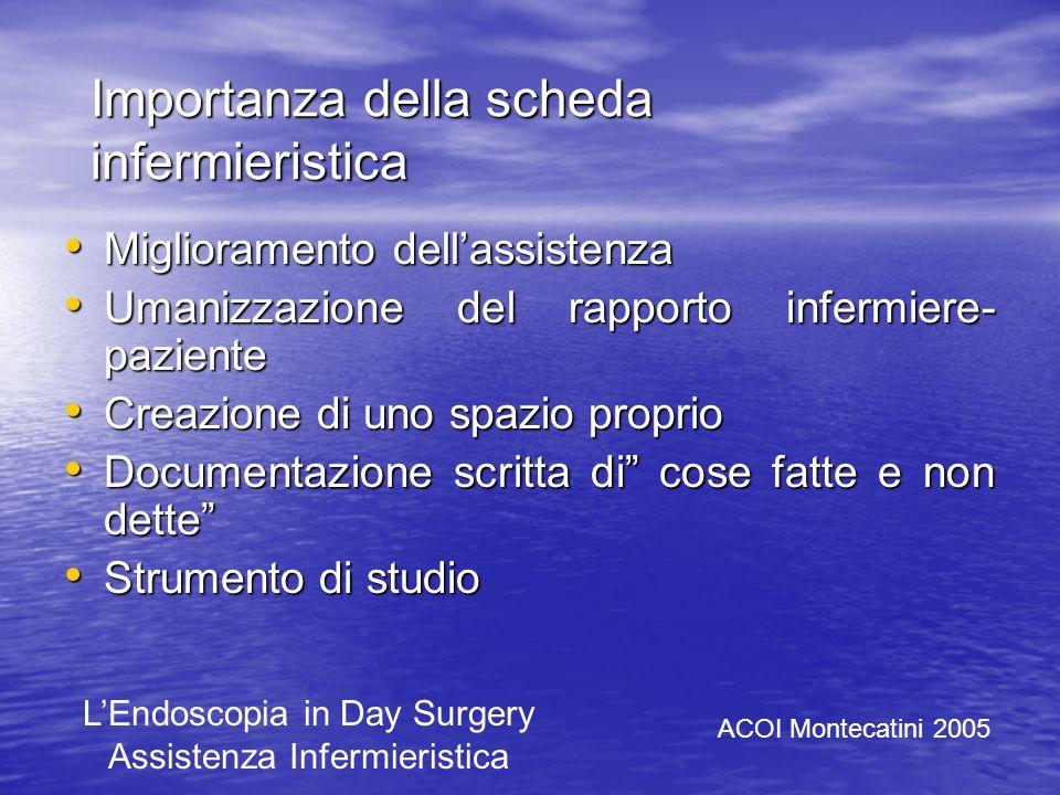 A procedura conclusa linfermiere B provvederà: nellimmediato alla cura dello strumento nellimmediato alla cura dello strumento al riordino del materia