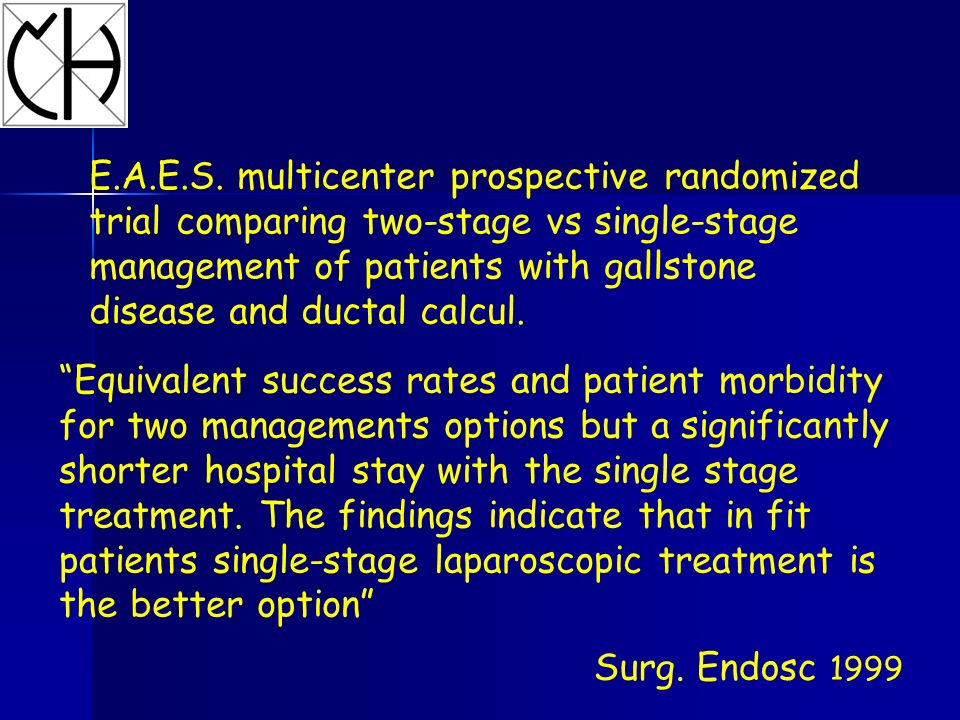 Surg.Endosc 1999 E.A.E.S.