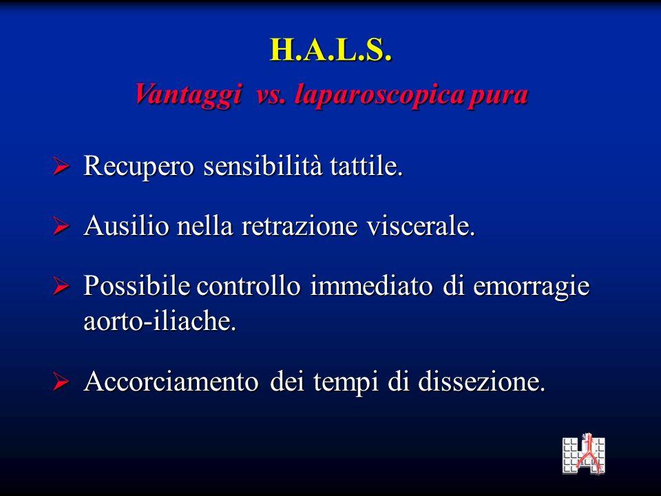 H.A.L.S.Recupero sensibilità tattile. Recupero sensibilità tattile.