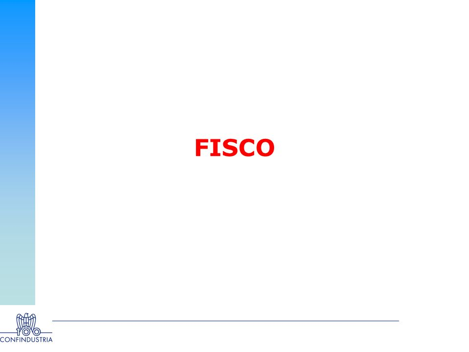 16 FINANZA Attività realizzate negli ultimi 2 anni Avviso comune per la sospensione dei pagamenti delle PMIAvviso comune per la sospensione dei pagamenti delle PMI Oltre 180.000 imprese beneficiarie per un controvalore di finanziamenti di 54 miliardi e 13 miliardi di rate sospese Riforma del Fondo di Garanzia per le PMIRiforma del Fondo di Garanzia per le PMI Nel corso del 2010 oltre 40.000 PMI garantite per circa 8 miliardi di finanziamenti Costituzione del Fondo Italiano dInvestimentoCostituzione del Fondo Italiano dInvestimento Divenuto operativo in questi giorni; 1,2 miliardi di patrimonio Ritardi di pagamentoRitardi di pagamento Certificazione dei crediti; Direttiva Comunitaria; garanzia SACE; compensanzione crediti imprese vs PA con debiti fiscali CDPCDP Interventi CDP per le PMI - Plafond 8 miliardi