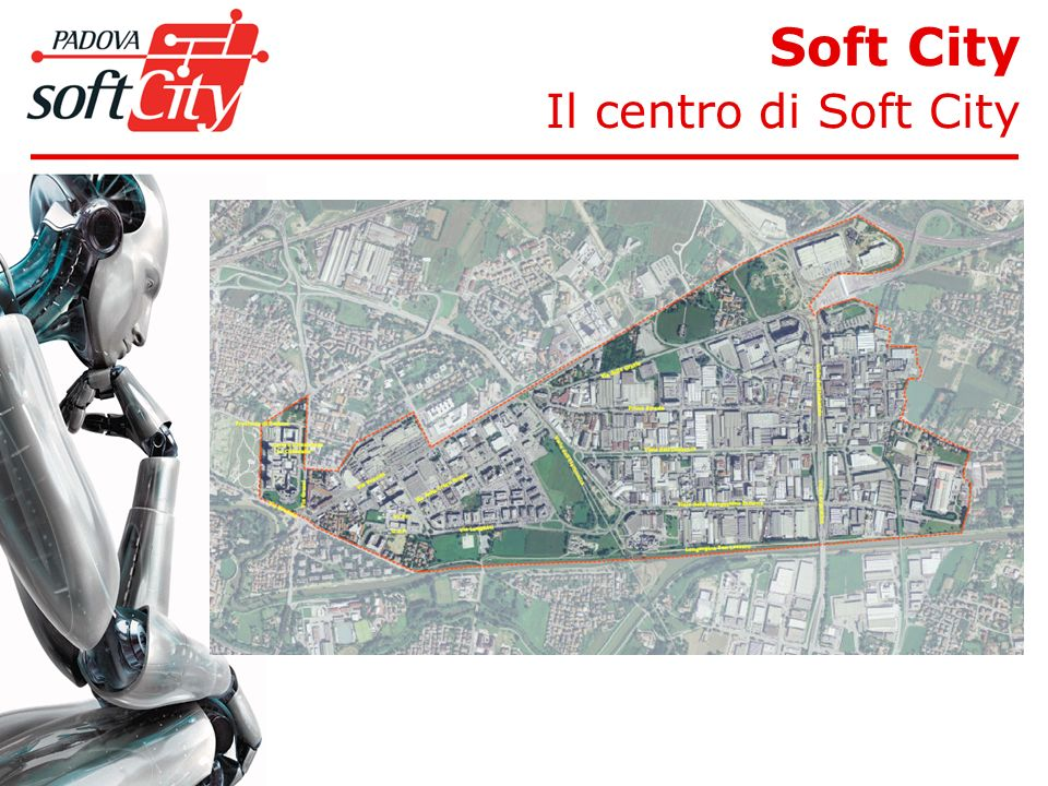 Soft City Il centro di Soft City