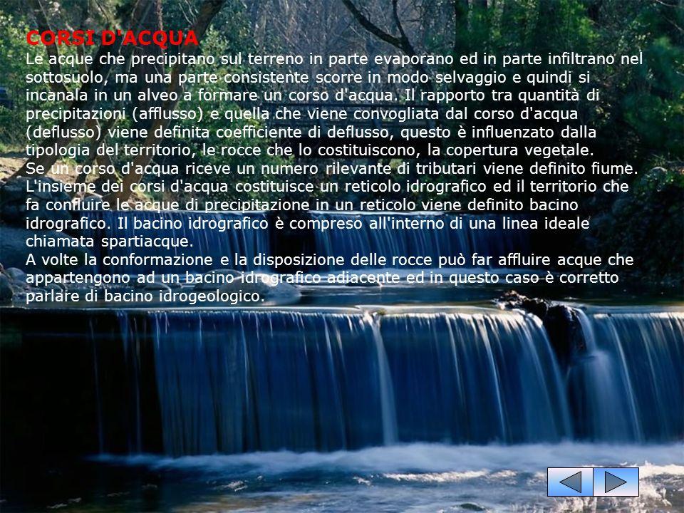 PROPRIETÀ DELL ACQUA L acqua grazie ai suoi legami a ponte di idrogeno presenta diverse proprietà particolari.