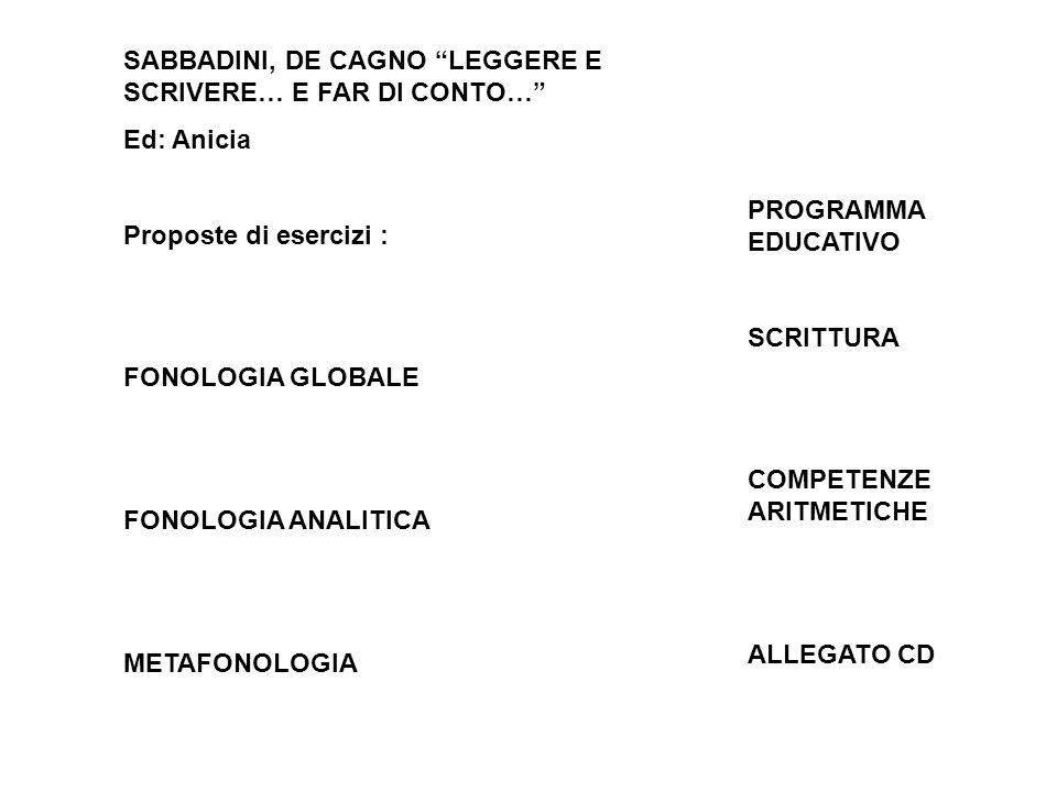 FERRABOSCHI E AL.STRATEGIE SEMPLICI DI LETTURA ed.