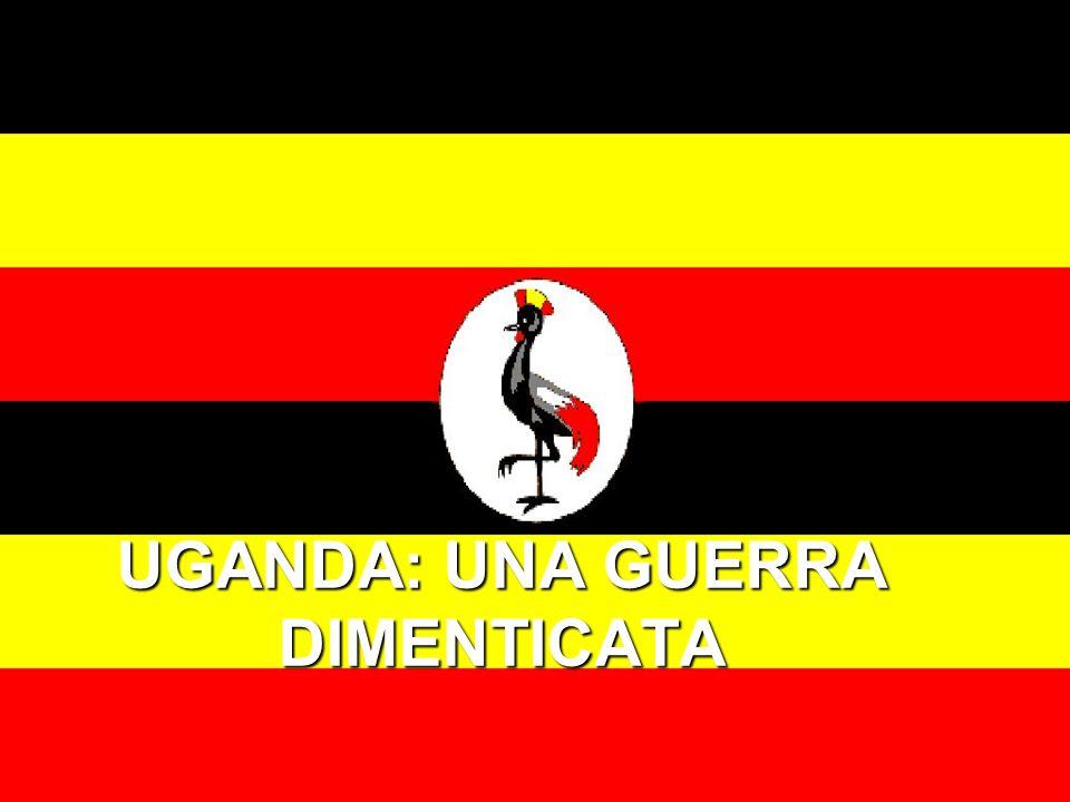 UGANDA: UNA GUERRA DIMENTICATA