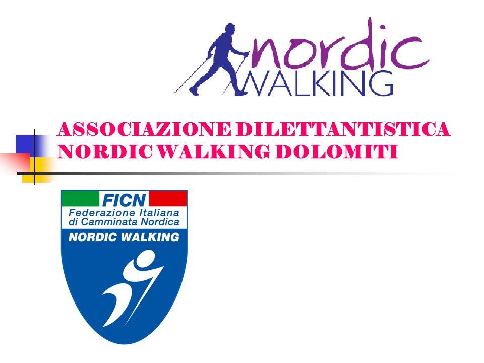 ASSOCIAZIONE DILETTANTISTICA NORDIC WALKING DOLOMITI