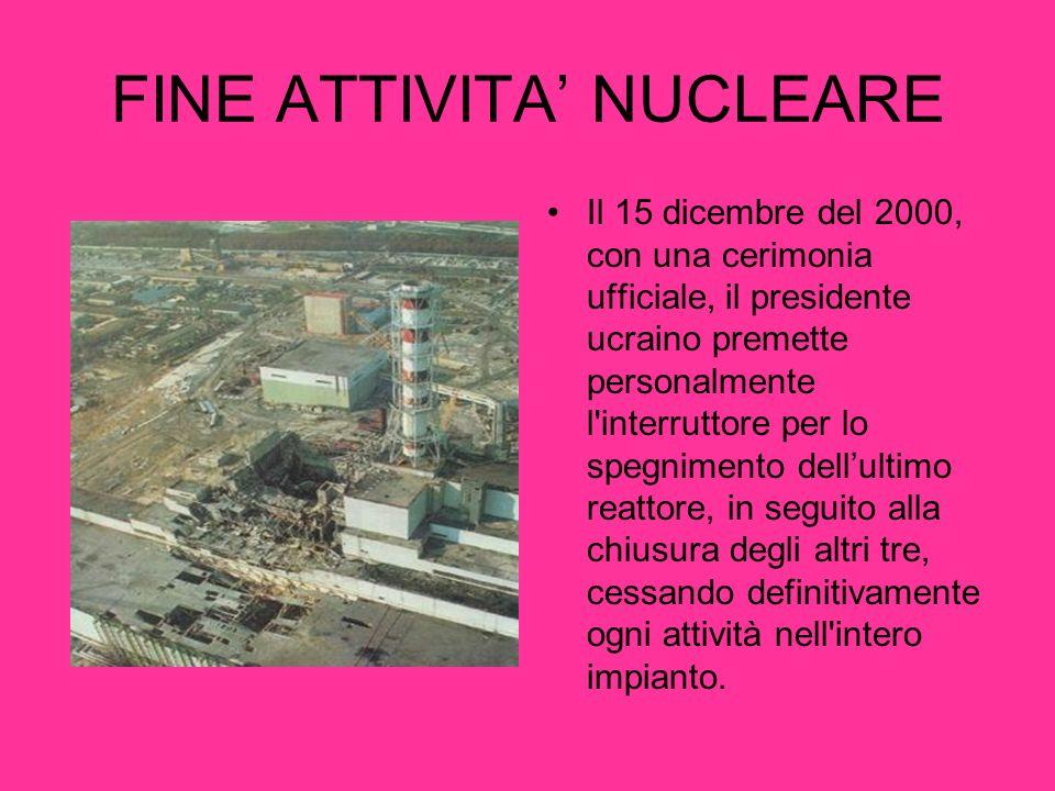 VENTENNALE: IL TRENTINO Il Trentino, che nel 1986 non fu risparmiato dagli effetti della nube radioattiva, dedica vari appuntamenti tra conferenze, film, mostre fotografiche, attività scolastiche e performance teatrali.