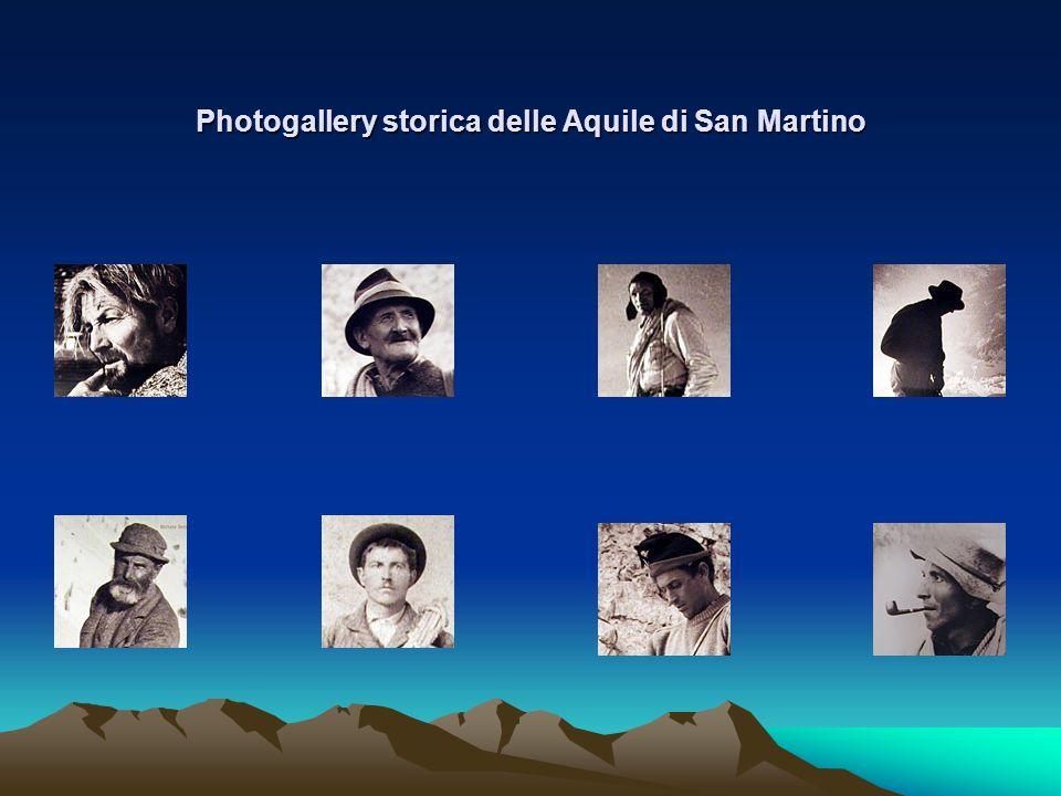 Photogallery storica delle Aquile di San Martino