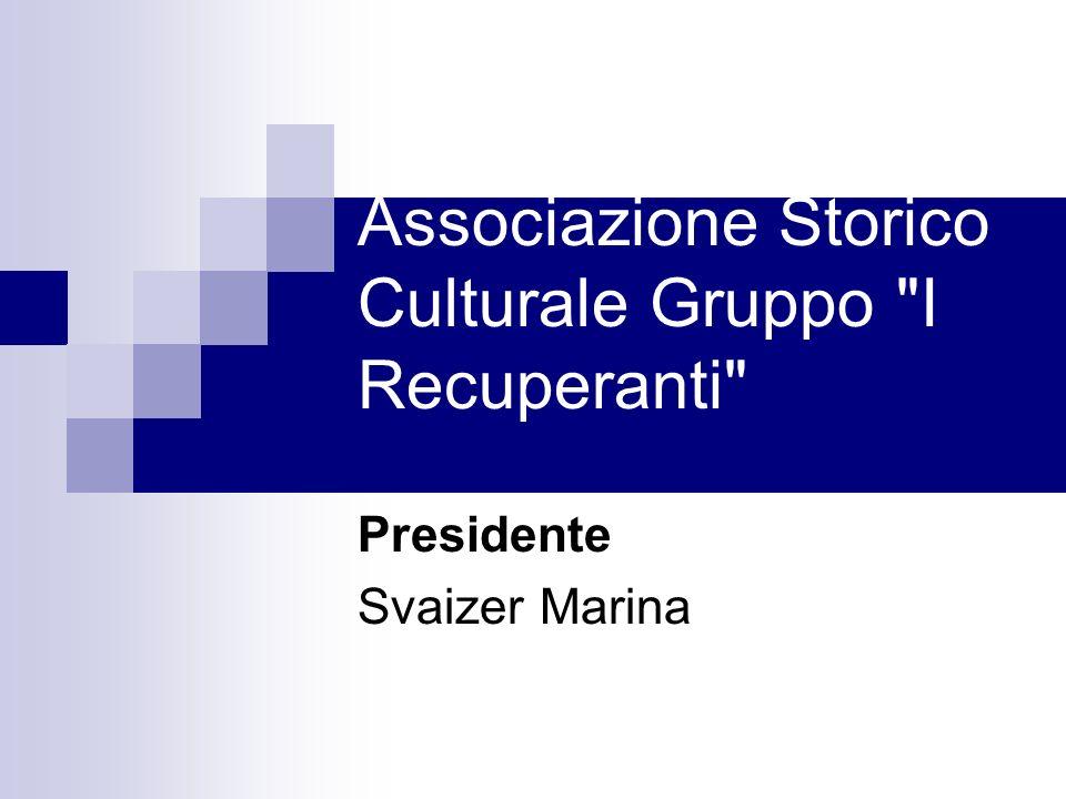 Associazione Storico Culturale Gruppo