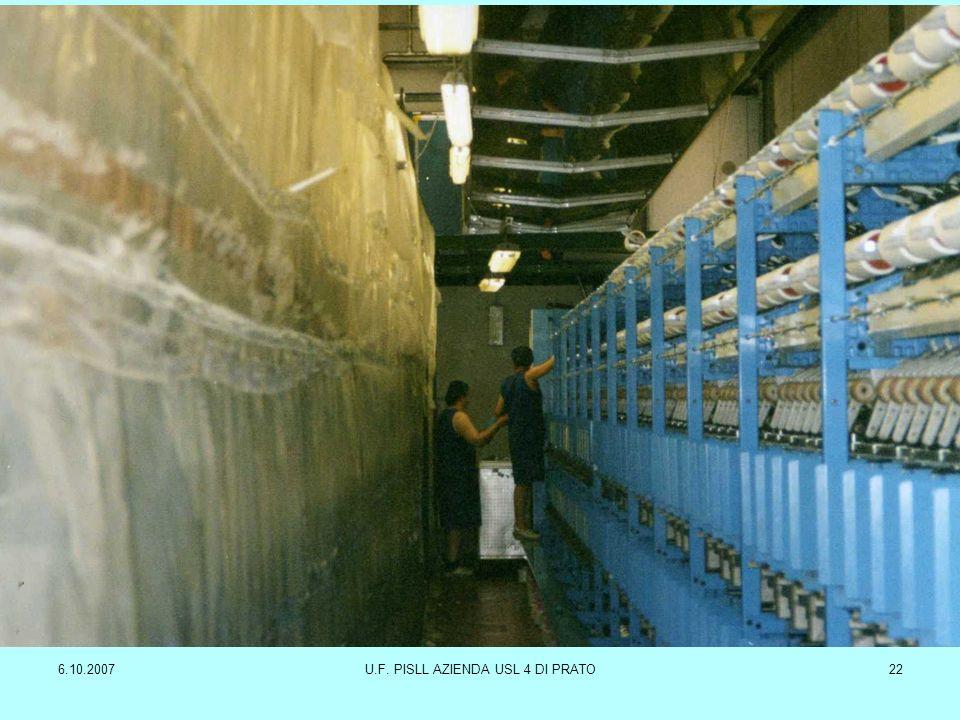 6.10.2007U.F. PISLL AZIENDA USL 4 DI PRATO22