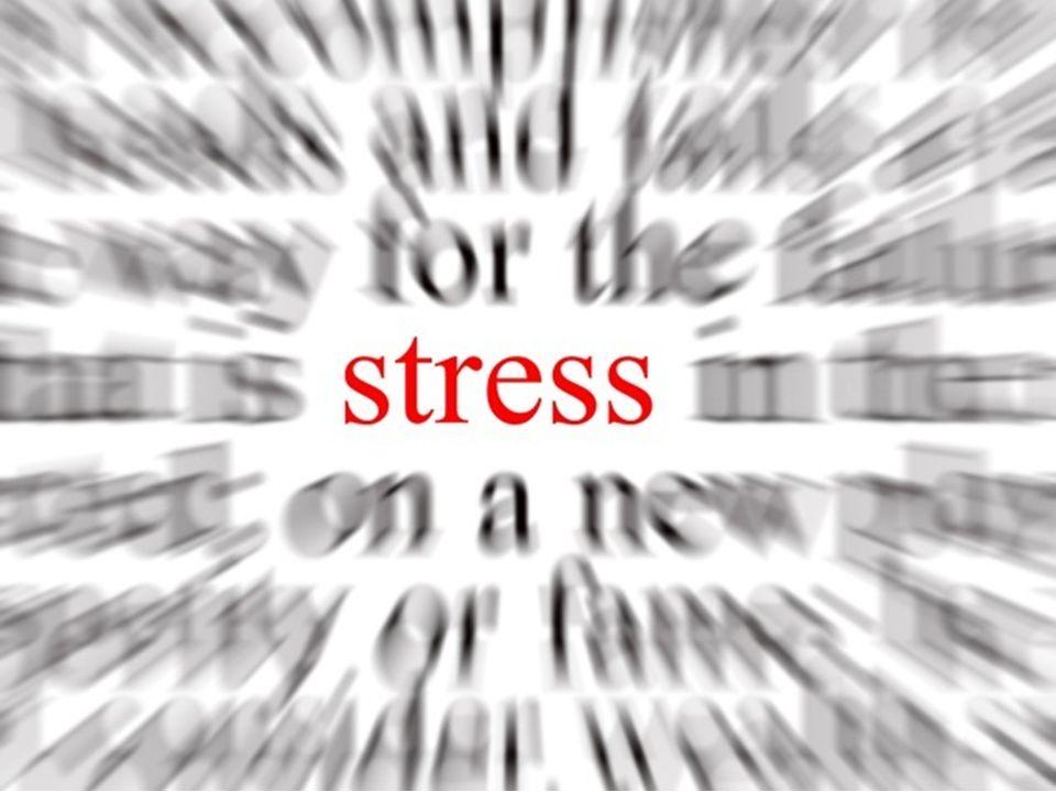 I FATTORI STRESSANTI SUL LAVORO Lo stress si manifesta quando le persone percepiscono uno squilibrio tra: Lo stress si manifesta quando le persone percepiscono uno squilibrio tra: le richieste avanzate nei loro confronti e le risorse a loro disposizione per far fronte a tali richieste Lo stress sul lavoro può colpire: Lo stress sul lavoro può colpire: chiunque, a qualsiasi livello qualsiasi settore aziende di ogni dimensione.
