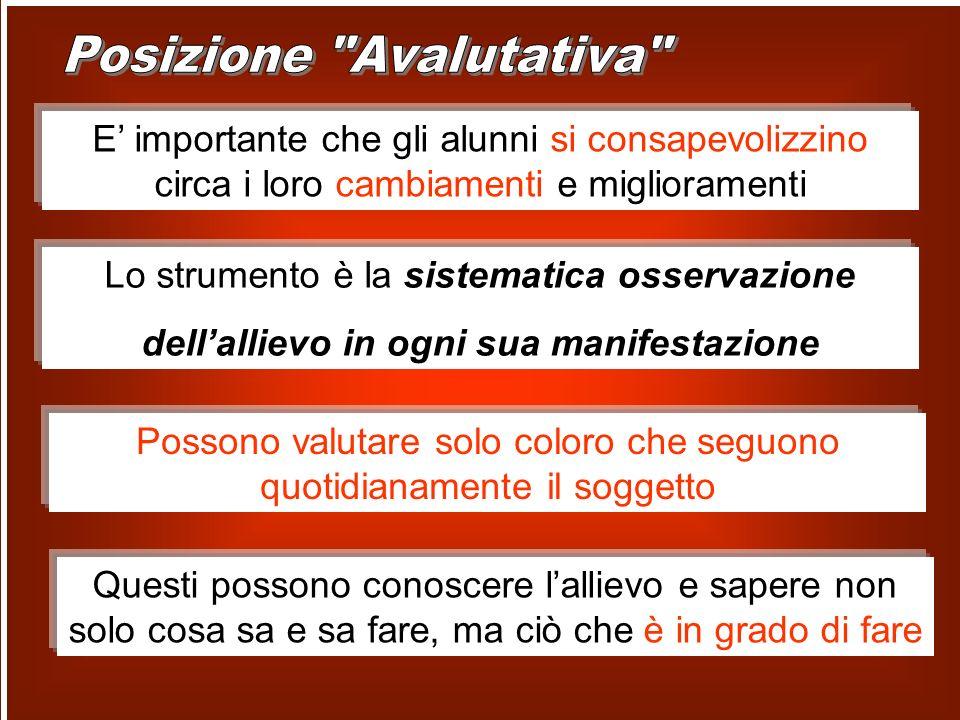 Angela Piu, Progettare e valutare, Monolite Editrice, Roma, 2005 pp.96-98