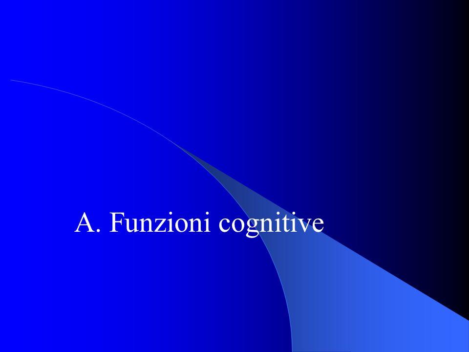 3.1 Sensazione e percezione 3.1 Sensazione e percezione