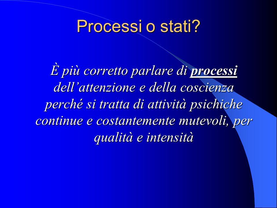 Processi o stati.