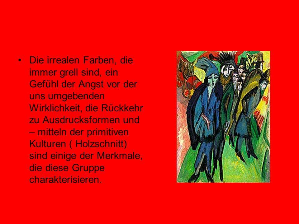Ein solches Angstgefühl hatte Edvard Munch (1896) in seiner Lithografie der Schrei ausgedrückt.