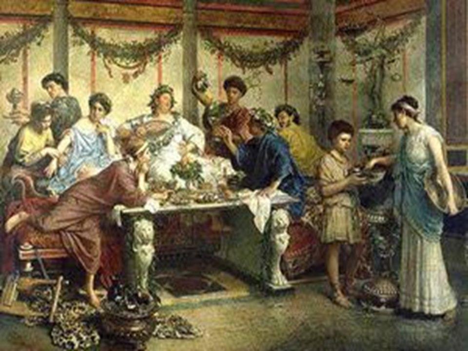Il triclinium Romano
