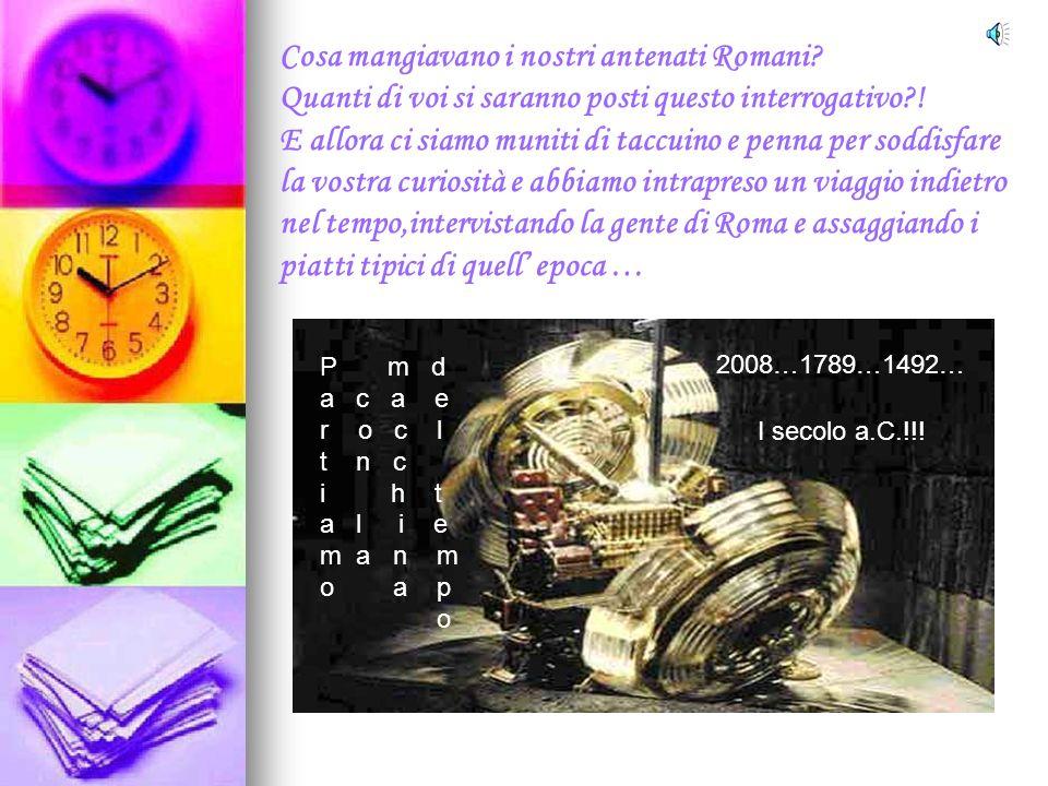 Il Gambero Rozzo 2008 Guida culinaria nellAntica Roma