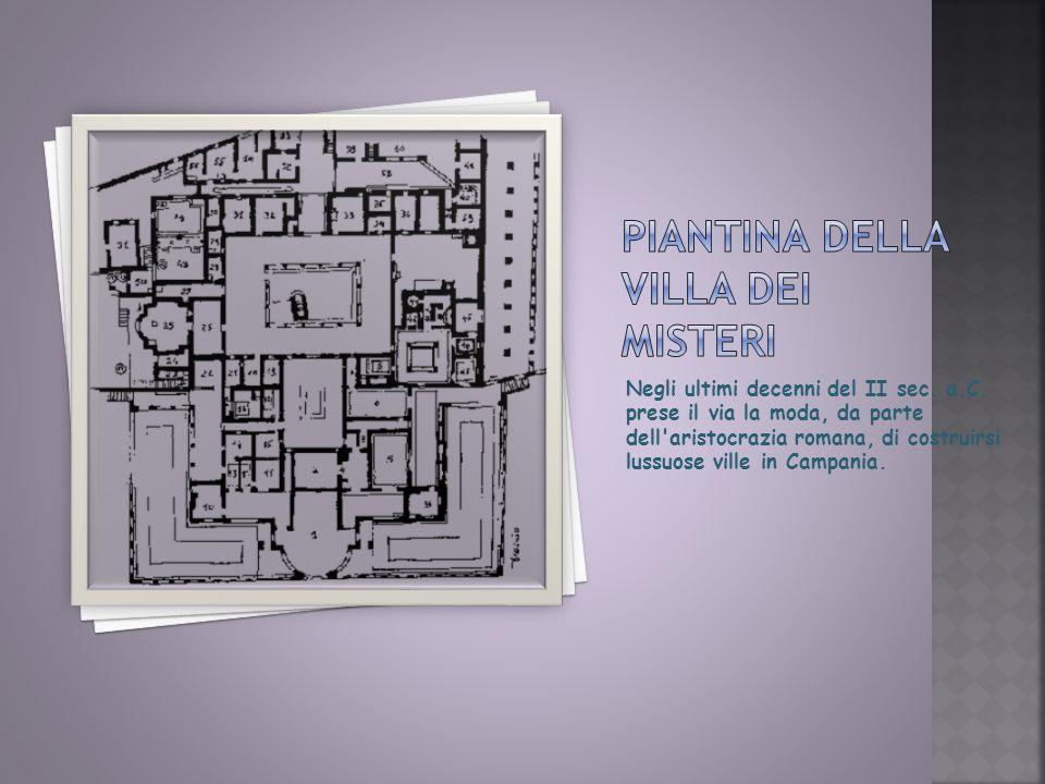 è il rudere ben conservato di una villa romana circa 800 metri a nord-ovest di Pompei.