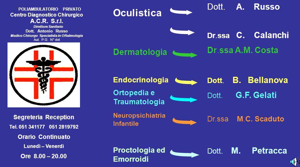 Oculistica Dott.A.