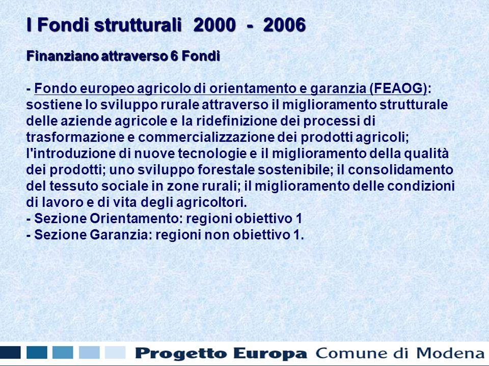 Le 24 priorità della nuova Strategia di Lisbona 11.