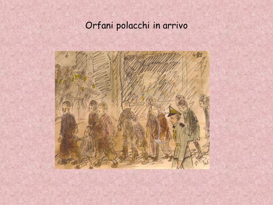 Orfani polacchi in arrivo