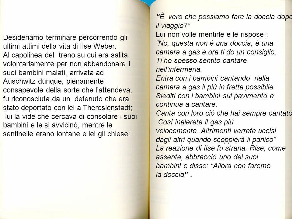 Liebe Rita Baldoni .