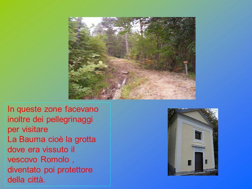 Nel X secolo gli abitanti dellantica Sanremo (che non si chiamava più Villa Matutiana, ma Oppidum Sancti Romuli cioè città di S. Romolo) si rifugiaron