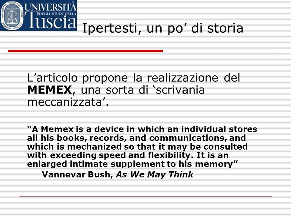 Dispositivi di lettura 1.