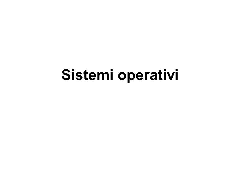 Informatica 1 SCICO - a.a.