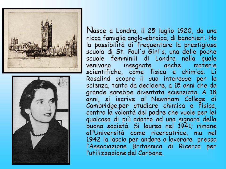 N asce a Londra, il 25 luglio 1920, da una ricca famiglia anglo-ebraica, di banchieri. Ha la possibilità di frequentare la prestigiosa scuola di St. P