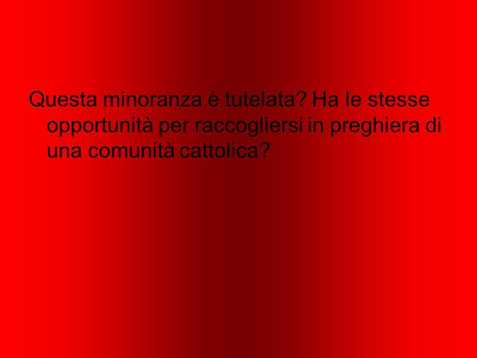 La decisione di obbligare i musulmani a pregare in italiano è stata presa per combattere il fenomeno del terrorismo in Italia….