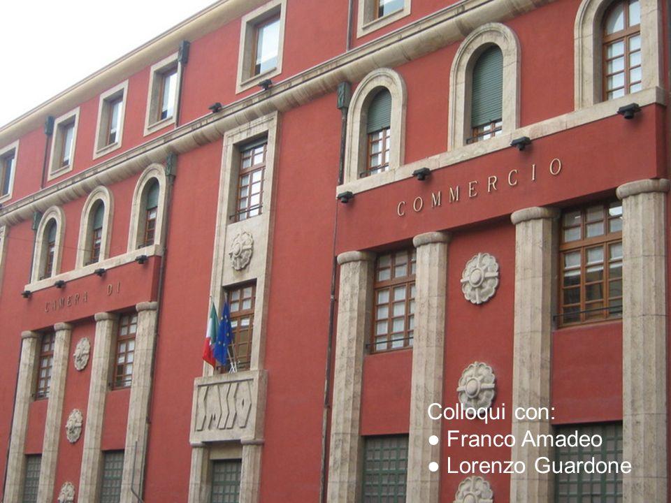 Colloqui con: Franco Amadeo Lorenzo Guardone