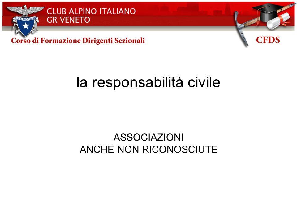 la responsabilità civile RISARCIMENTO DEL DANNO: Danni permanenti (art.