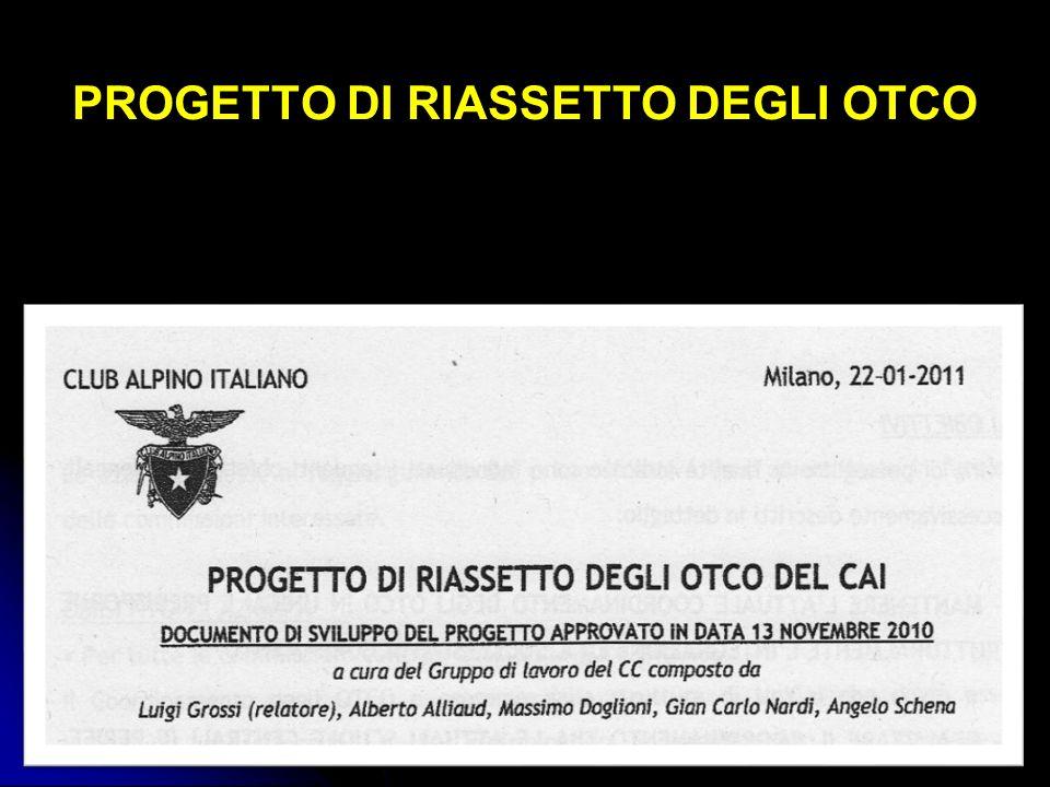 CLUB ALPINO ITALIANO GRUPPO REGIONALE DEL VENETO